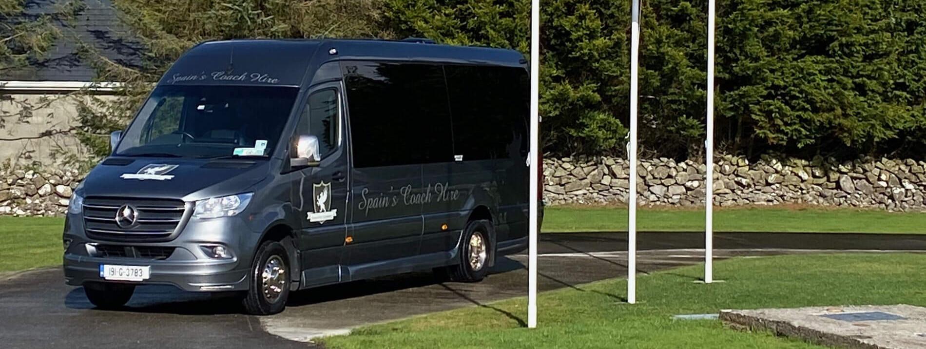 Luxury Irish Tours Cars