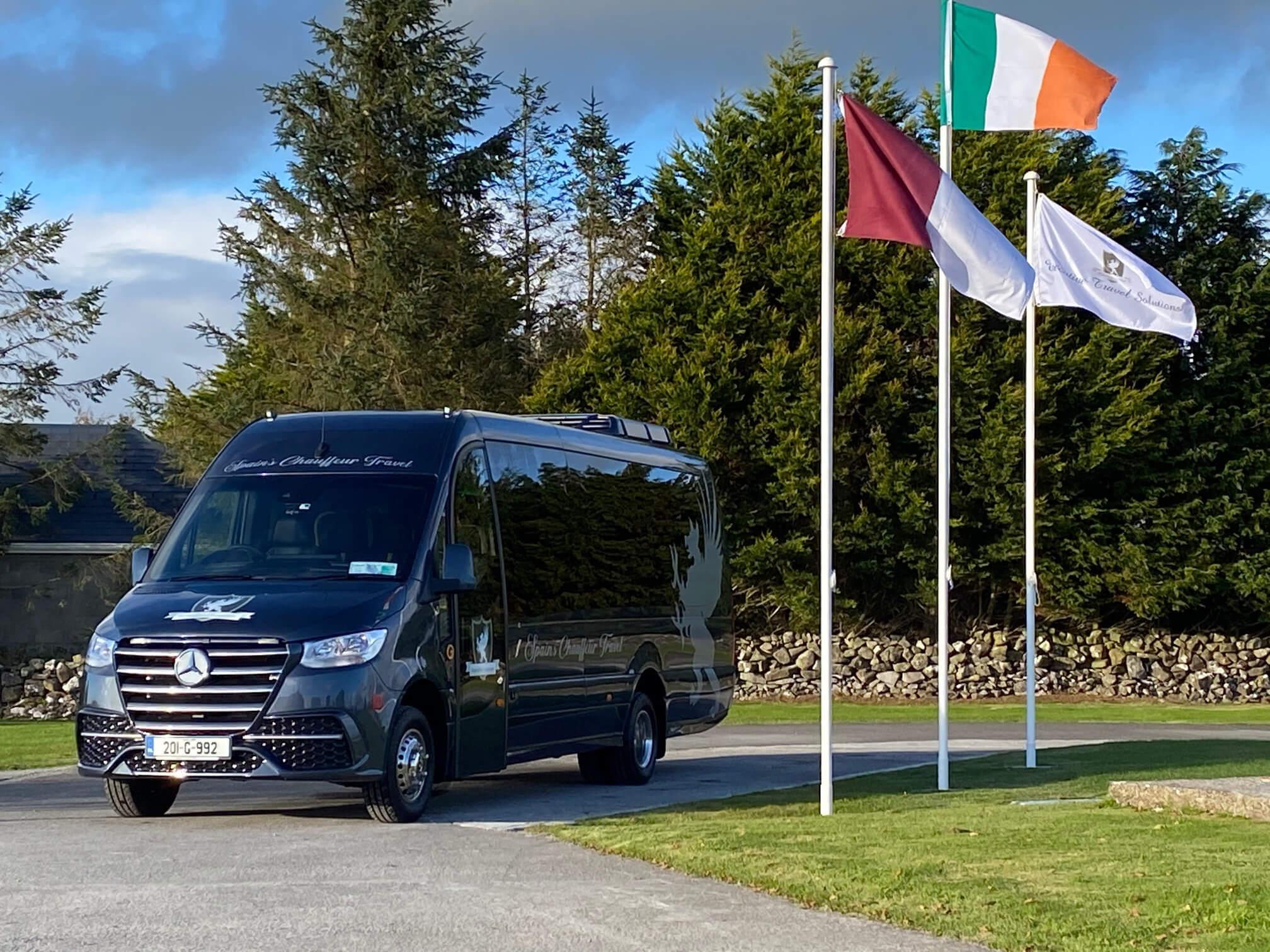 Luxury Irish Tours Fleet Ireland