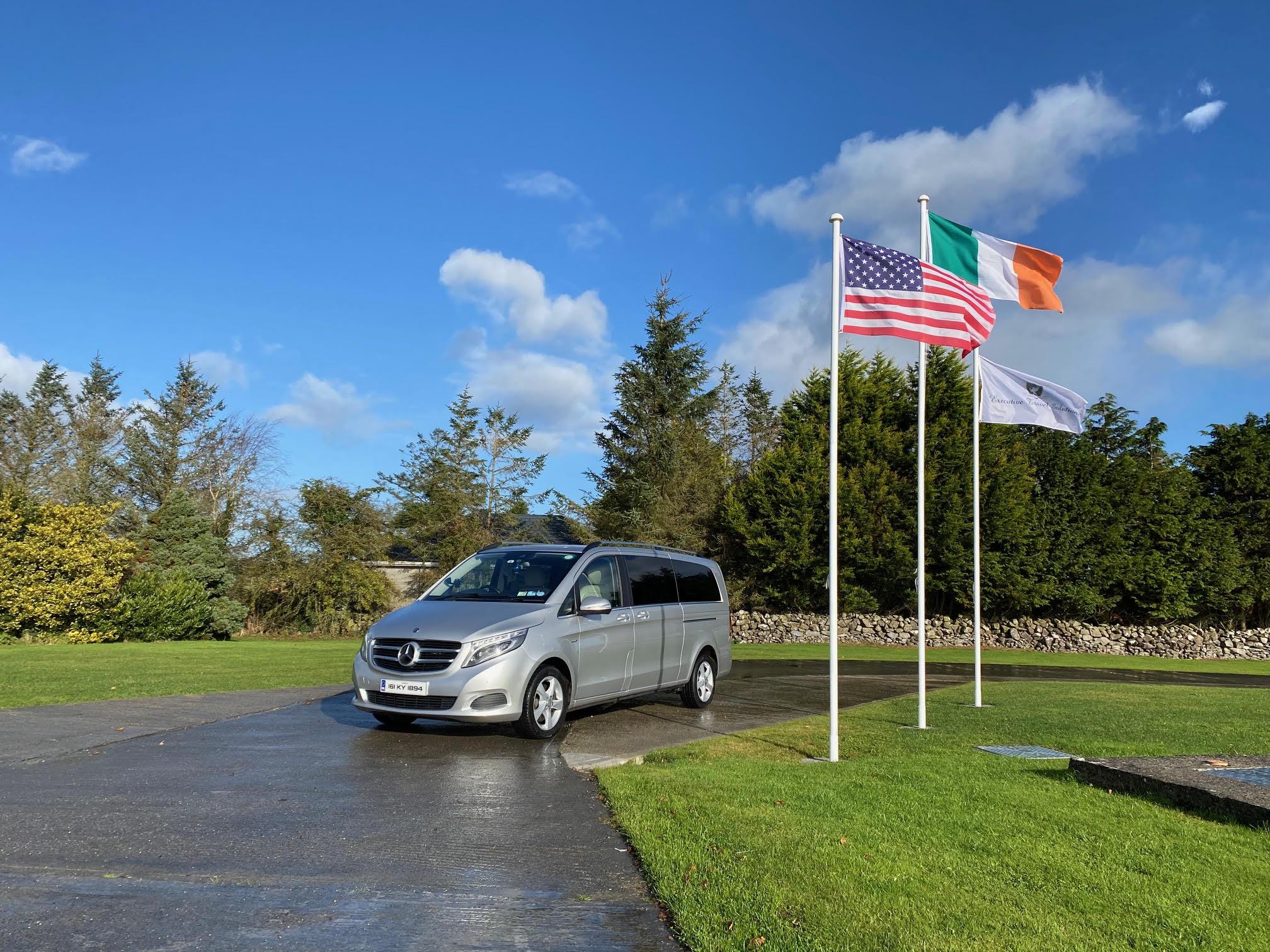 Luxury Irish Tours Fleet